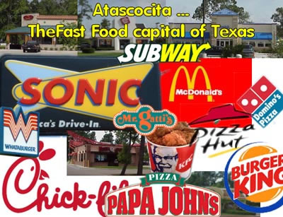 The Fastfood Capitol of Texas